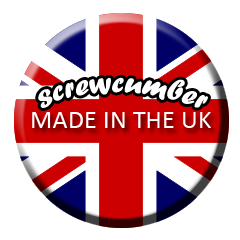 Screwcumber is Made in The UK